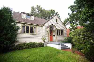 Hinds County Single Family Home For Sale: 1023 Madison St