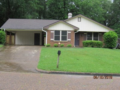 Jackson Single Family Home For Sale: 4971 Laurel Oak Dr