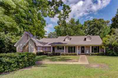 Hinds County Single Family Home For Sale: 206 Spanish Oak Dr
