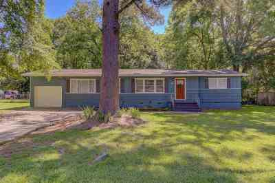 Hinds County Single Family Home For Sale: 108 Lakeview Dr