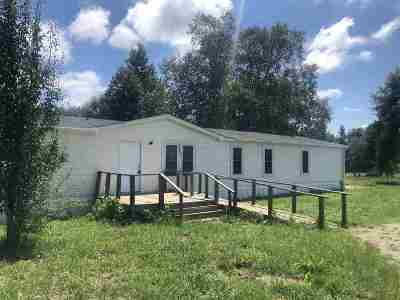 Rankin County Mobile/Manufactured For Sale: 1389 N Old Hwy 43
