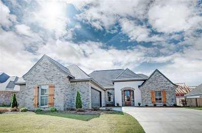 Canton Single Family Home For Sale: 204 Dunbar Trl