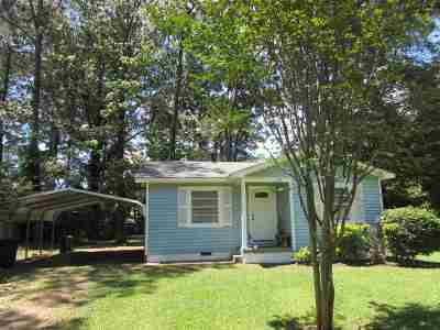 Pearl Single Family Home For Sale: 2741 Old Country Club Rd