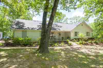 Hinds County Single Family Home For Sale: 159 Green Forest