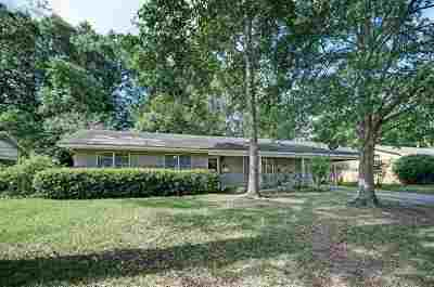 Jackson Single Family Home For Sale: 1519 Springridge Dr