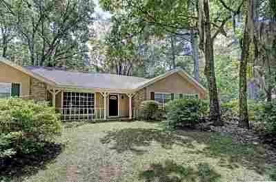 Clinton Single Family Home For Sale: 724 Laney Rd