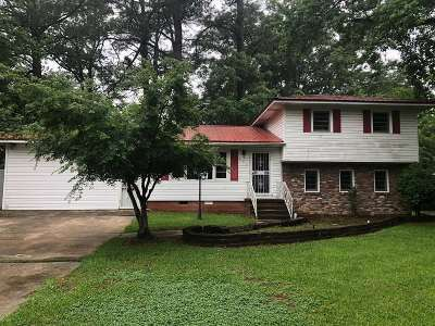 Jackson Single Family Home For Sale: 650 Daniel Cir