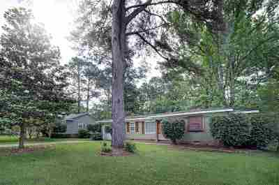 Jackson Single Family Home For Sale: 1639 Lockwood Ave