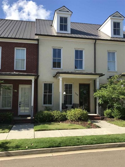 Ridgeland Townhouse For Sale: 189 Harper St