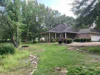 Jackson Single Family Home For Sale: 2021 Elizabeth Chapman Dr