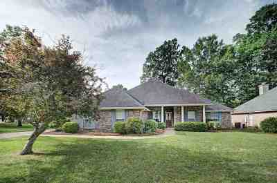 Flowood Single Family Home Contingent/Pending: 28 Estates Dr