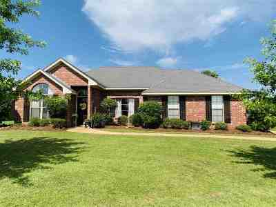 Brandon Single Family Home Contingent/Pending: 219 Fairview Dr