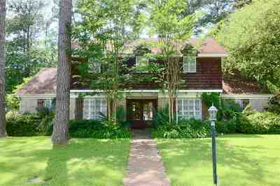 Jackson Single Family Home For Sale: 5345 Runnymede Rd