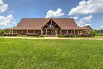 Lincoln County Single Family Home For Sale: 908 Mt Zion Rd