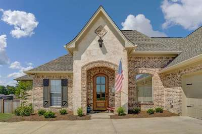 Rankin County Single Family Home Contingent/Pending: 517 Carrington Dr