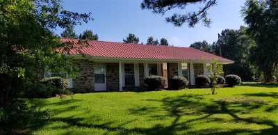 Jefferson Davis County Single Family Home Contingent/Pending: 27 Lee Cut Off Rd