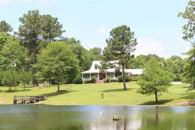 Simpson County Single Family Home For Sale: 115 Brown House Trail