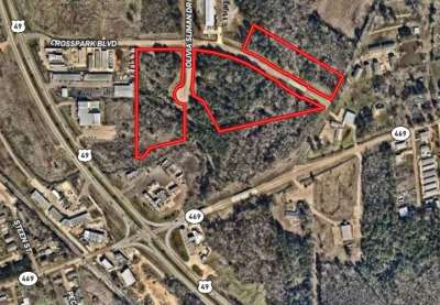 Rankin County Commercial For Sale: Crosspark Dr