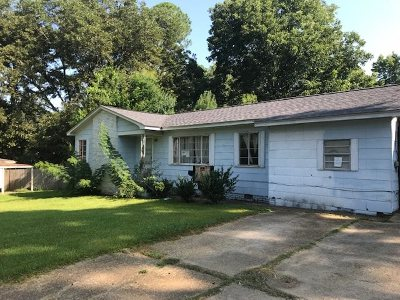 Hinds County Single Family Home For Sale: 107 Lane St