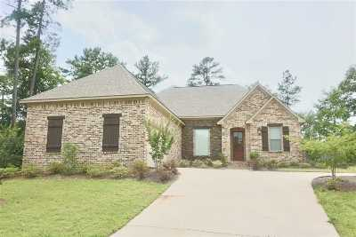 Rankin County Single Family Home For Sale: 101 Speers Valley Rd
