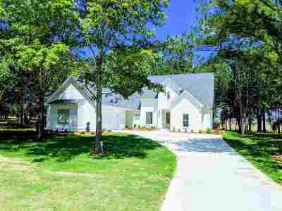 Lake Caroline Single Family Home For Sale: 117 Lake Ridge Dr