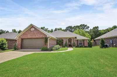 Pearl Single Family Home Contingent/Pending: 928 Clubhouse Dr