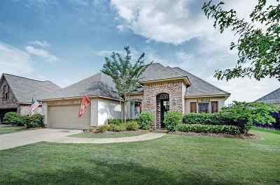 Rankin County Single Family Home Contingent/Pending: 410 Glendale Pl