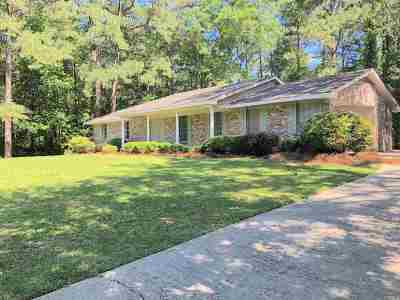 Mendenhall Single Family Home For Sale: 611 Marsha Ave