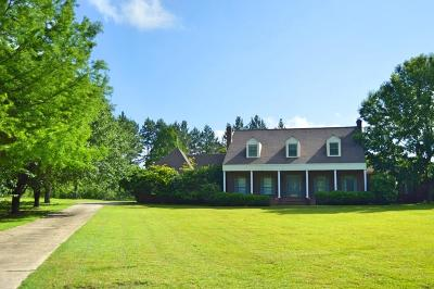 Simpson County Single Family Home For Sale: 174 Deer Run