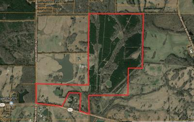 Residential Lots & Land For Sale: N Chapel Hill Rd