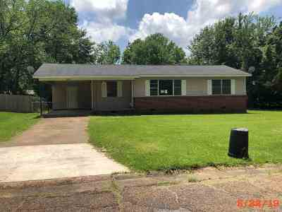Pearl Single Family Home For Sale: 3237 Eastland Dr