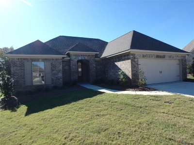 Canton Single Family Home For Sale: 309 Candlewood Ct #Lot 17