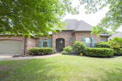 Lake Caroline Single Family Home For Sale: 156 French Branch