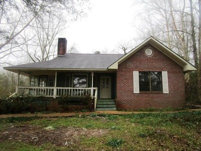 Carthage Single Family Home For Sale: 2120 Highway 488 Hwy