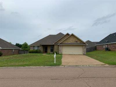 Pearl Single Family Home Contingent/Pending: 117 Ash Ridge Pl