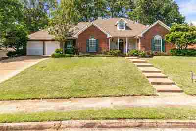 Hinds County Single Family Home For Sale: 110 Newport Cir