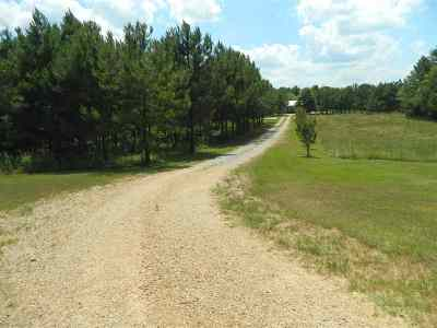 Neshoba County Residential Lots & Land Contingent/Pending: 10340 County Road 410
