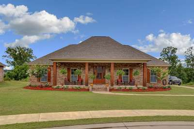 Richland Single Family Home For Sale: 339 Bullock Cir