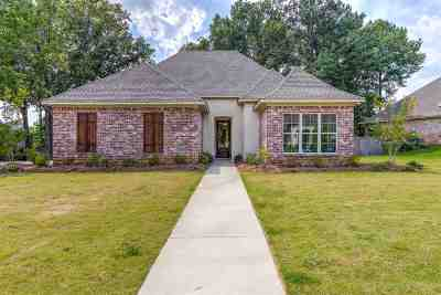 Canton Single Family Home Contingent/Pending: 105 Bridgeton Cir