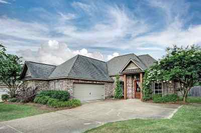 Rankin County Single Family Home For Sale: 106 Amethyst Ln