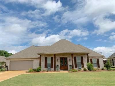 Rankin County Single Family Home For Sale: 803 Belle Oak Park
