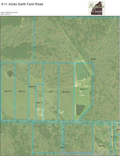 Brandon Residential Lots & Land For Sale: Garth Farm Rd