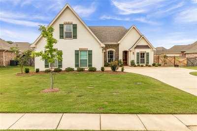 Rankin County Single Family Home For Sale: 151 Belle Oak Dr