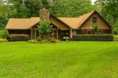 Rankin County Single Family Home Contingent/Pending: 101 Deer Trail