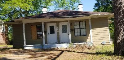 Jackson Multi Family Home For Sale: 860 Madison St