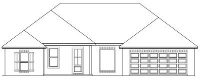 Rankin County Single Family Home Contingent/Pending: 256 Hidden Hills Pkwy