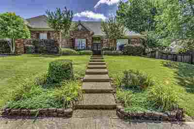 Rankin County Single Family Home Contingent/Pending: 532 Eastside Cv