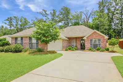 Flowood Single Family Home For Sale: 110 Britton Cir