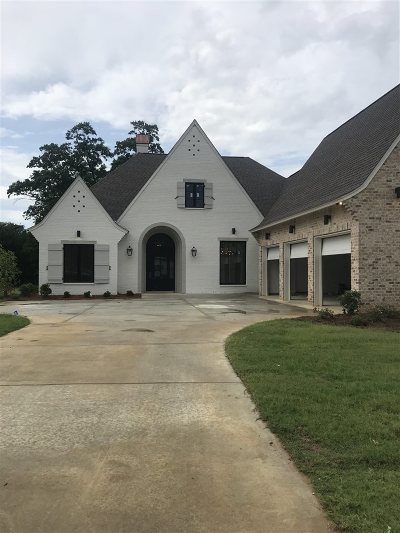 Madison Single Family Home Contingent/Pending: 184 Whittington Cir