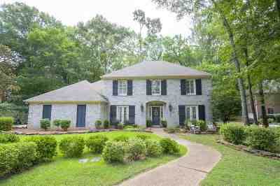 Madison Single Family Home Contingent/Pending: 204 Hickory Glen Dr